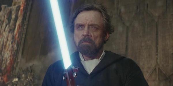 Luke on Crait