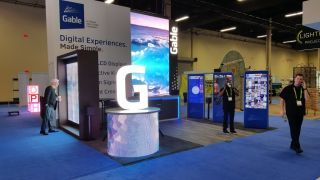 Gable Showcases Visual Solutions at GlobalShop 2016