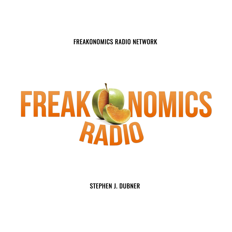 Freakonomics Radio podcast album art