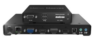 Matrox to Show Video Management Solutions for AV and Digital Signage at ISE 2013