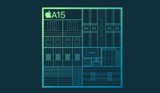 Apple A15 diagram