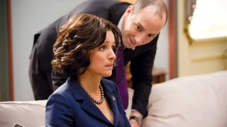 An image from Veep - one of the best shows on Amazon Prime Video