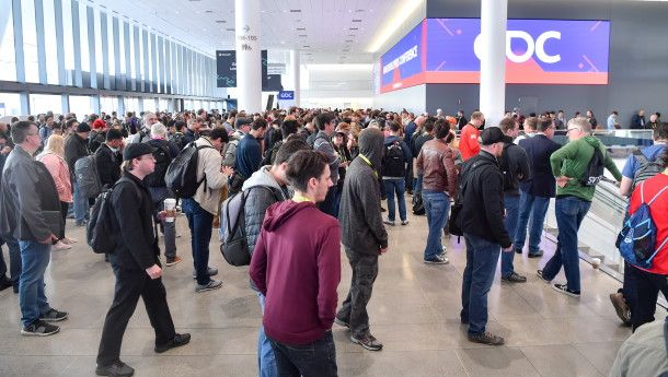 Game Developers Conference 2020 has been postponed due to coronavirus concerns