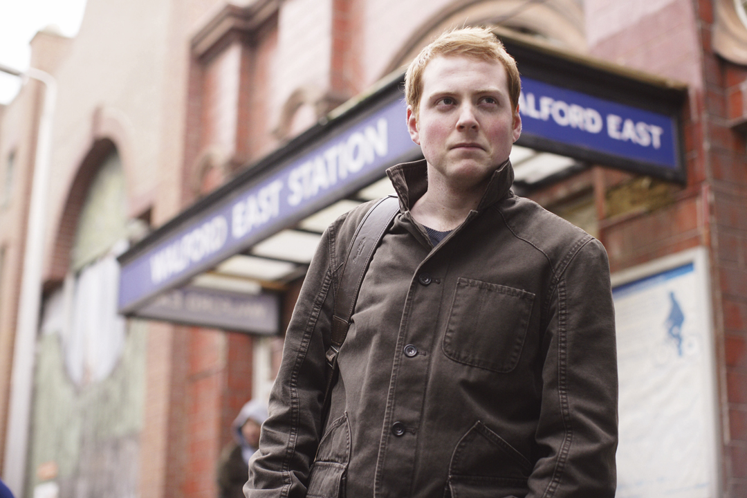 Charlie on Bradley's dramatic exit from EastEnders