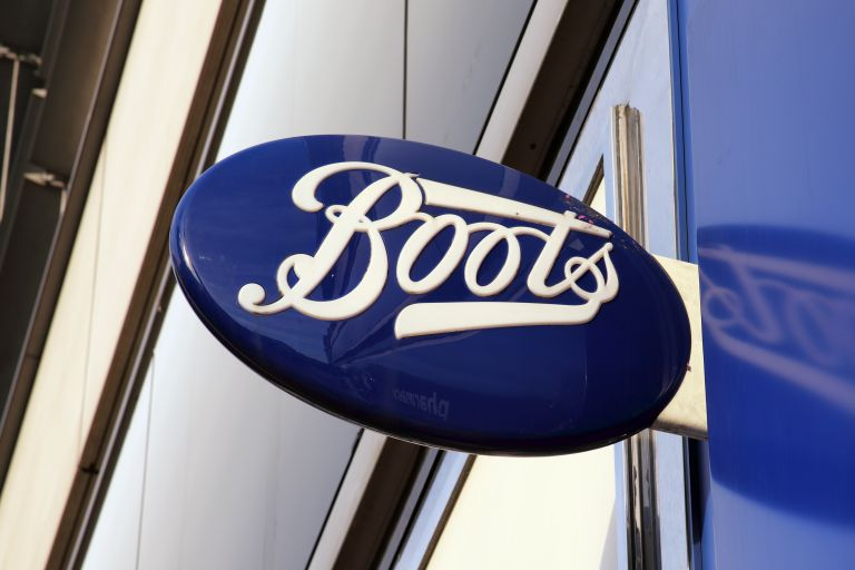 Boots 70% off sale: Boots store front