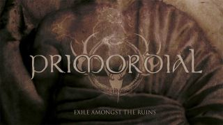 Primordial Exile amongst the Ruins album cover