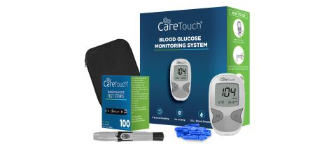 CareTouch Blood Glucose Monitoring System