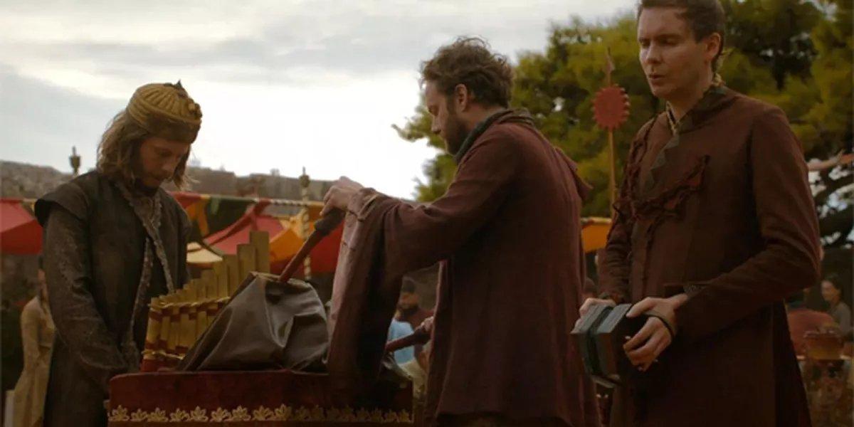 Sigur Ros in Game of Thrones