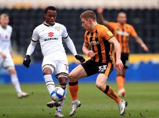 Hull City v Milton Keynes Dons – Sky Bet League One – KCOM Stadium