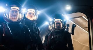 'The Martian' Promotional Image
