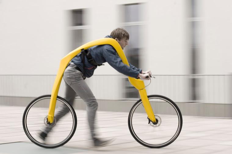No pedals, no problem: German company launches adult balance