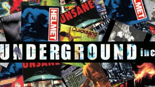 The poster for Underground Inc