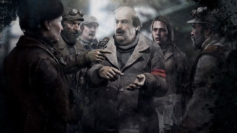I formed a labor union in Frostpunk: The Last Autumn, and they immediately fired my ass