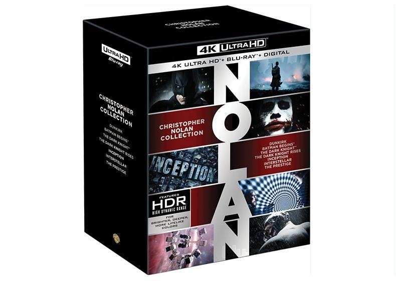 Seven Christopher Nolan Films Heading To 4k Ultra Hd Blu Ray What Hi Fi