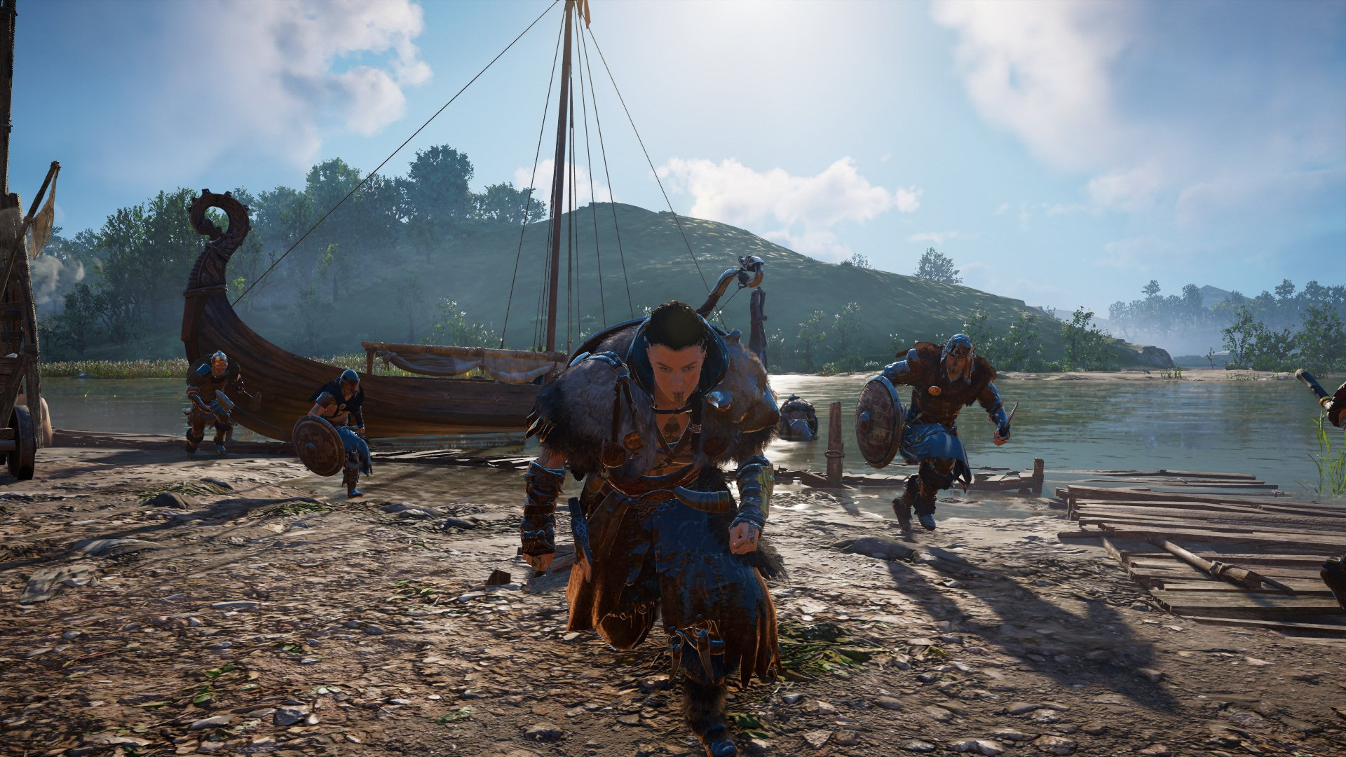 How to get the Saint George armor in Assassin's Creed Valhalla
