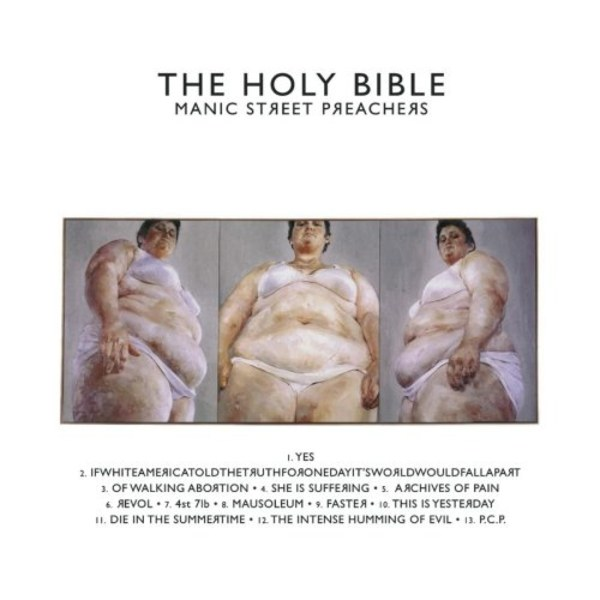Manic Street Preachers - The Holy Bible at 25: an anomaly, an education and a warning from history   Louder
