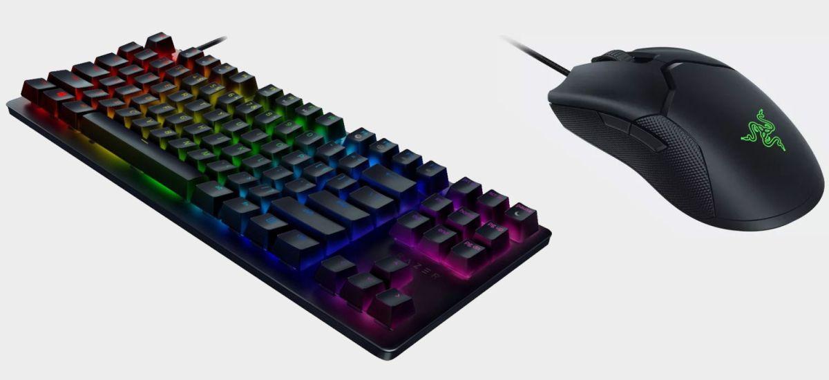 Razer's $80 Viper gaming mouse is free when you buy a Huntsman TE keyboard