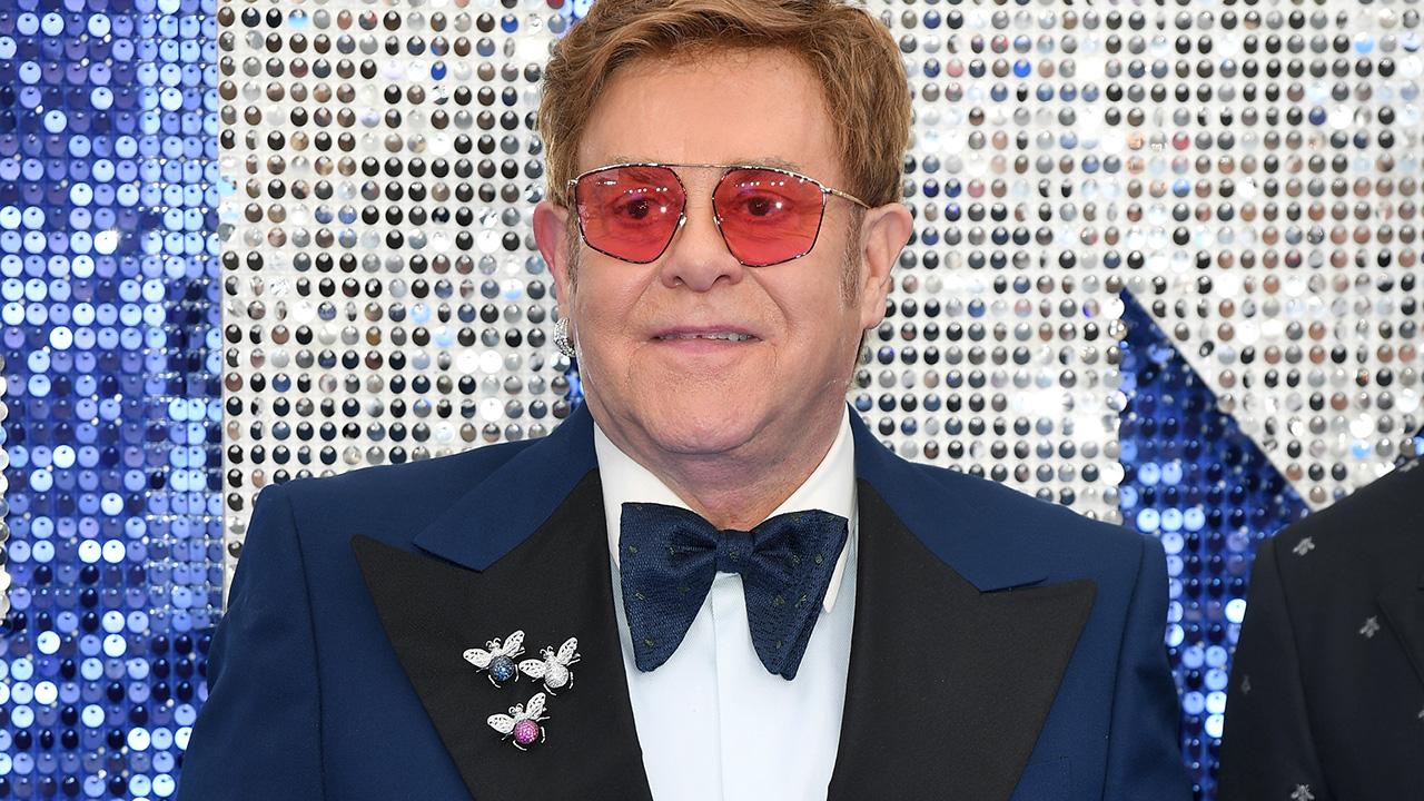 """Elton John talks """"emotional"""" reaction to watching Rocketman   Louder"""
