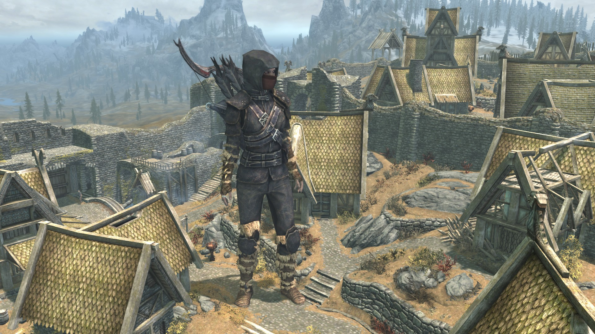 How to use Skyrim console commands to become a giant, a ghost, or a