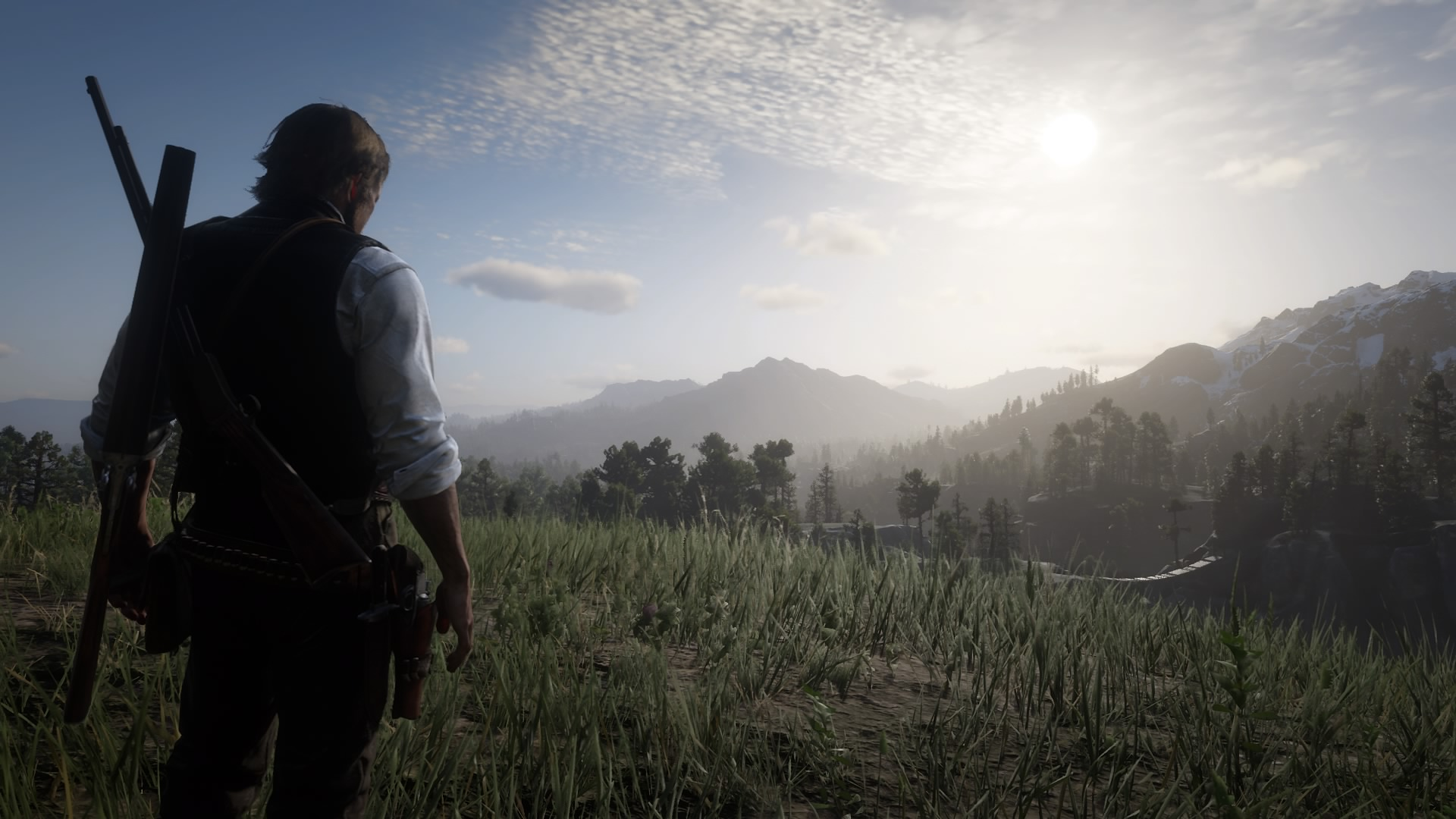 Red Dead Redemption 2 On Pc Is Out Now Everything You Need To