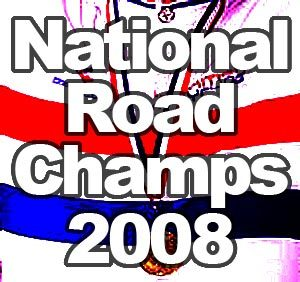 National Championships road 2008 logo