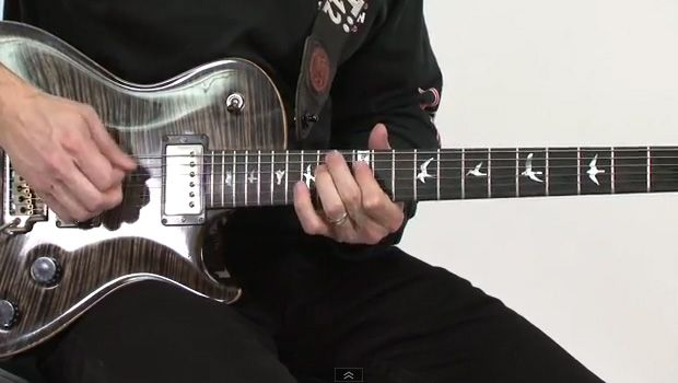 Lick of the Day: Descending Pentatonic Phrase with Mark Tremonti