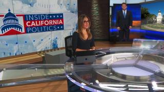 Nikki Laurenzo in Nexstar's 'Inside California Politics.'