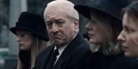 Martin Scorsese Reveals One Irishman Cast Member's Hilarious Reaction To Golden Globes Loss