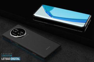 OnePlus 10 pro concept renders