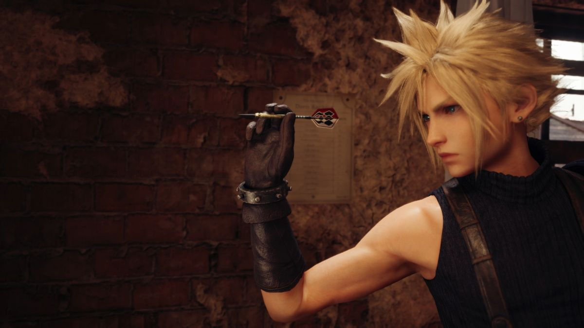 Final Fantasy 7 remake gets shiny new trailer at The Game Awards