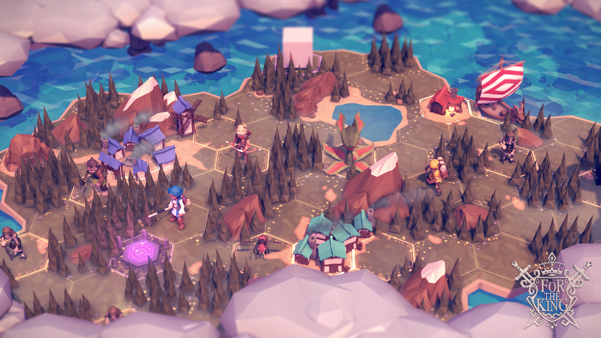For the King review | PC Gamer