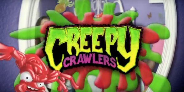 Creepy Crawlers commercial