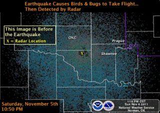 oklahoma quake radar