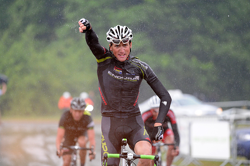 Rob Partridge wins, Ryedale Grand Prix 2010
