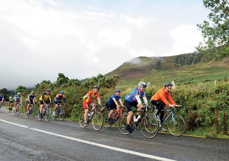british cyclo sportive, 2009, sean kelly sportive