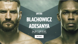 Adesanya vs Blachowicz free live stream: UFC 259 start time, main event, pay-per-view