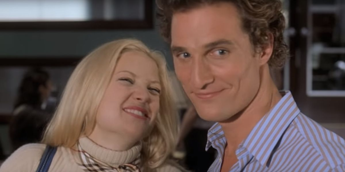 Matthew McConaughey in How to Lose a Guy in 10 days
