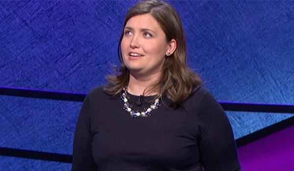 Julie Collins on Jeopardy!