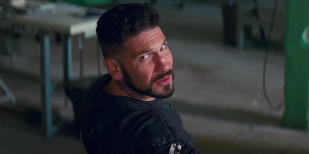 Jon Bernthal in Baby Driver