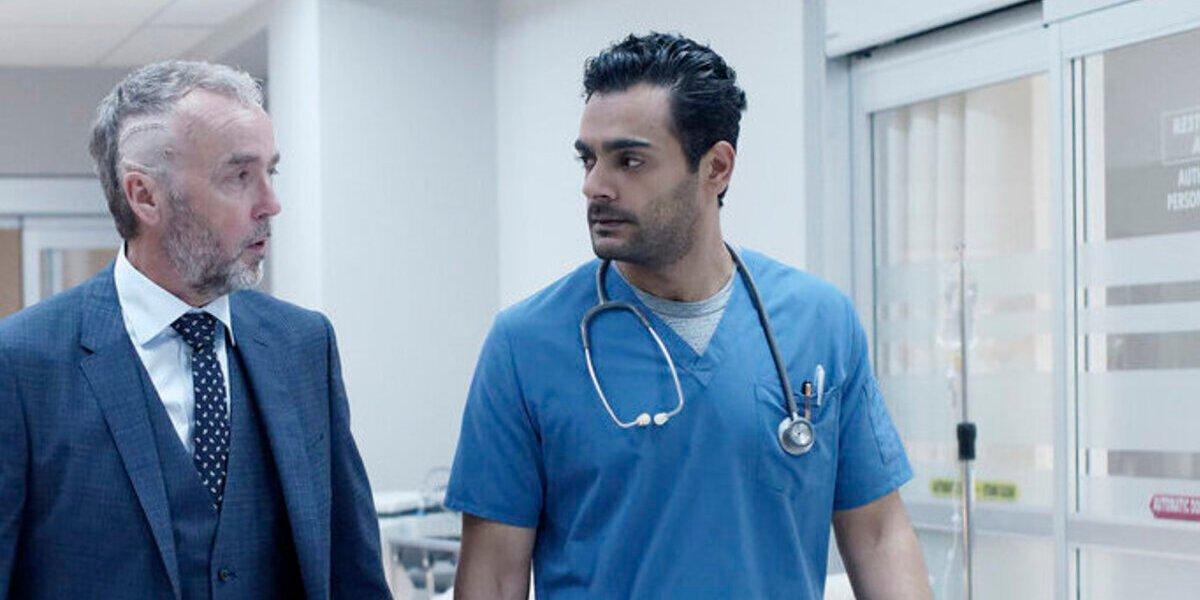 How NBC's Transplant Is Already Subverting Expectations With Hamza Haq's Bash