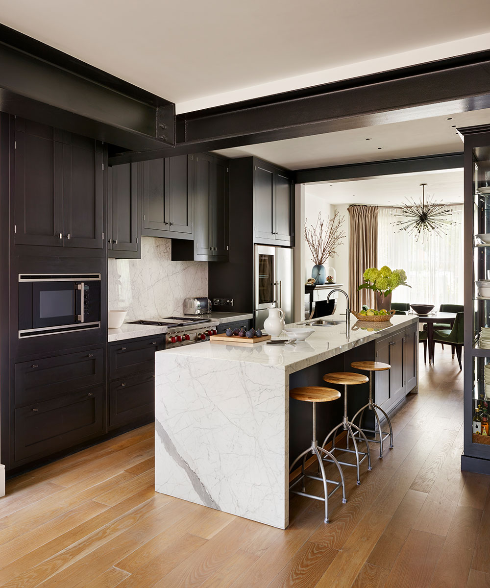 Flooring Options Kitchen: For A Floor That's Hard-wearing