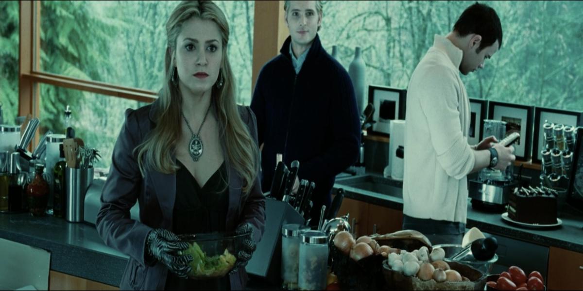 Nikki Reed as Rosalie in Twilight