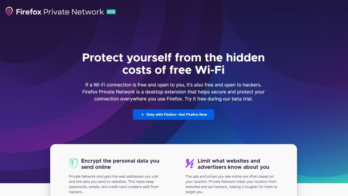 Mozilla relaunches Firefox Test Pilot Program with new VPN