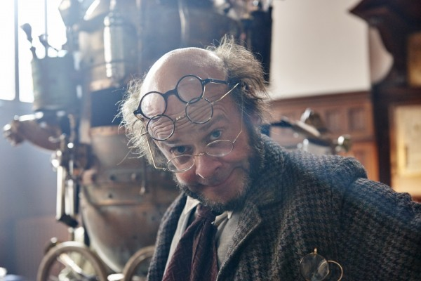 Harry Hill as Professor Branestawm in The Incredible Adventures Of Professor Branestawm