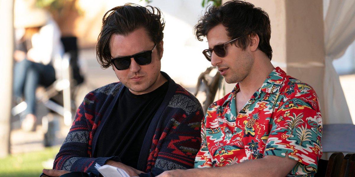 Palm Springs Andy Siara and Andy Samberg