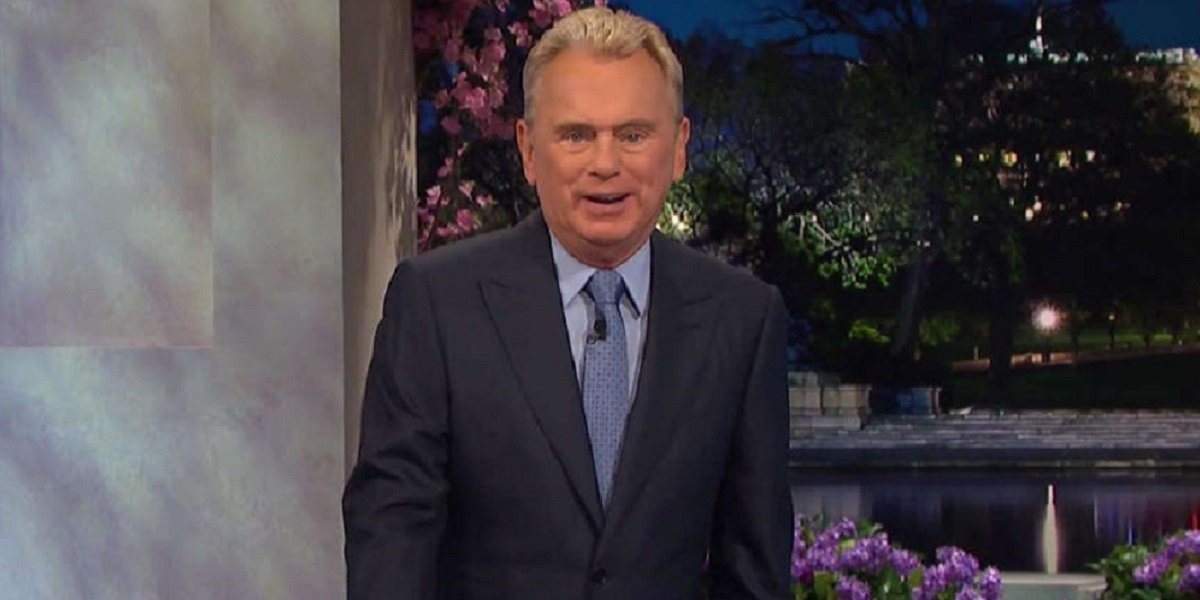 pat sajak wheel of fortune raise the roof lift the ceiling