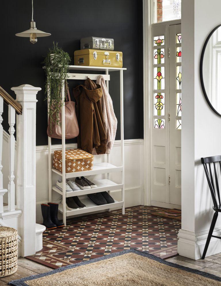 30 Shoe Storage Ideas To Neaten Up Your, Hallway Storage Furniture Ideas