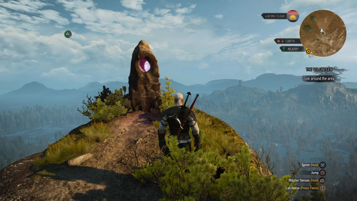 The Witcher 3 Places Of Power Velen The Witcher 3 Places Of Power Find All The Skill Points You Can With Our Places Of Power Map Locations Gamesradar