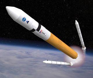 Ares V rocket