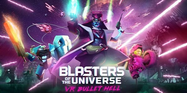 Blasters of the Universe.